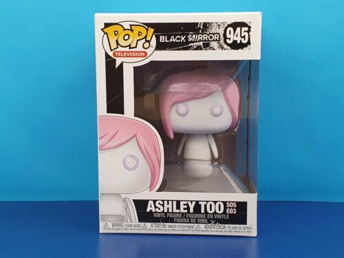 Ashley trop Funko Pop Figurine en Vinyle Noir Miroir S05 E03