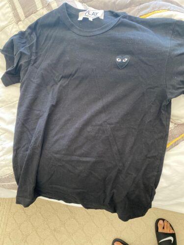 commes des garcons play Tshirt