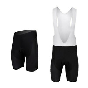 Black-Cycling-Biking-Shorts-Bibs-Men-039-s-Padded-Bike-Cycle-Bib-Shorts-S-5XL