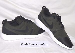 the latest 53c3f 936cb Image is loading Nike-Roshe-NM-TP-Tech-Fleece-SIZE-9-