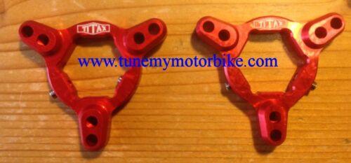 Titax Gabelversteller Rot 17 mm BMW S1000RR 2009-2014 front fork adjuster red