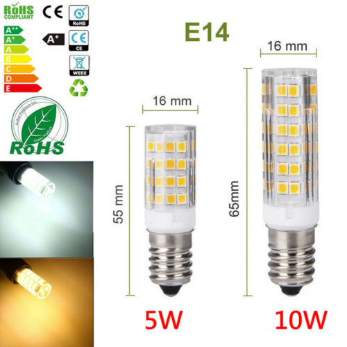 4//8//12 × G9 E14 LED Birne 5W 10W SMD 2835 Energiesparlampen Bright Leuchtmittel