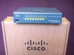 CISCO-ASA5505-Firewall-SSC-5-Unlimited-Hosts-Security-Plus-1GB-9-2-1-YR-WARRANTY