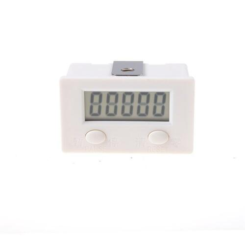 LCD Digital 0-99999 Counter 5 Digit Plus UP Gauge Proximity Switch SensorBLUS