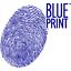 Filtro De Cabina Para BMW OE 64119382886 impresión azul ADB112524