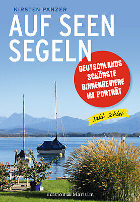 Diverse Unterhaltungsliteratur Belletristik Clever Auf Seen Segeln Deutschland Schönste Binnenreviere Segelreviere Segelschule Buch