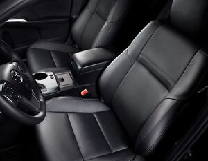 Image Is Loading 2012 2013 Toyota Camry SE Leather Interior Seat