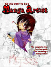 So You Want To Be A Manga Artist by Nicole, Pelham (Paperback, 2007)