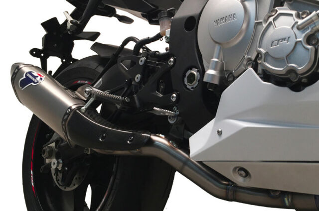 Termignoni Racor Scaricoi Y106CF000T Yamaha YZF R1 2015-2018