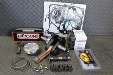 721cc 4mm stroker engine kit Raptor 660 Vito's crank Hotcams Kibble White Wiseco