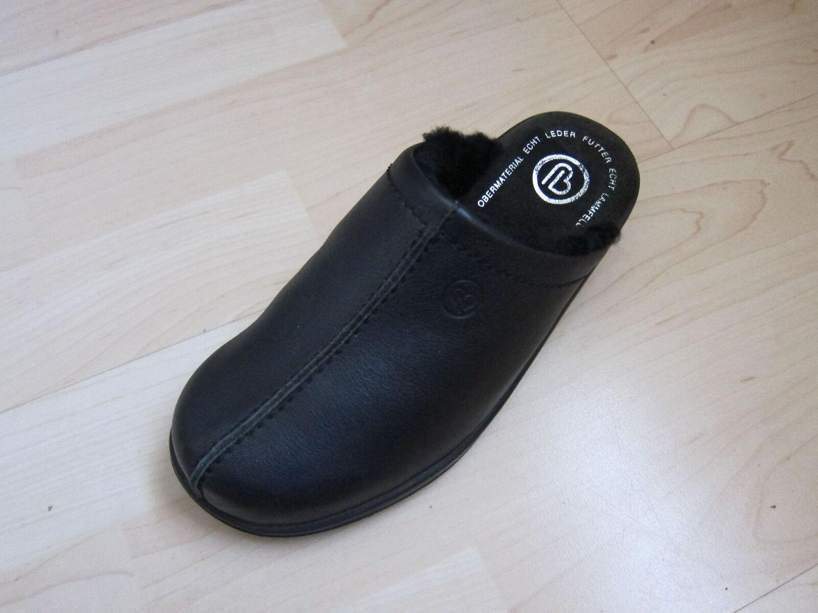 BERKEMANN  Hausschuhe Damen festes Fußbett  BERKEMANN Gr. 3,5 #1380# db139e