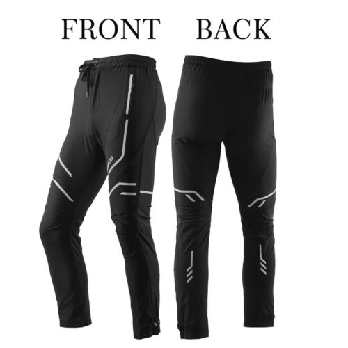 RockBros Cycling Tights Pants Reflective Breathable Sports Long Trousers 2 Model