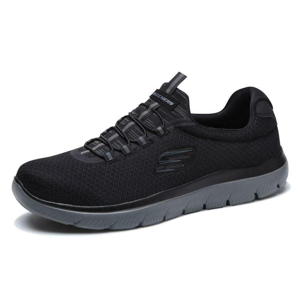Skechers Summits Mens Slip On Sneakers