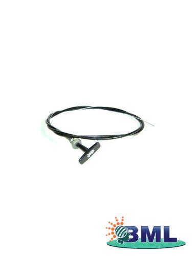 CABLE-BONNET RELEASE.PART MXC6324 RANGE ROVER CLASSIC