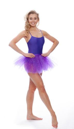 Girls Ladies Camisole Lycra Dance Gymnastics Leotard By Katz KDC022 All Colours