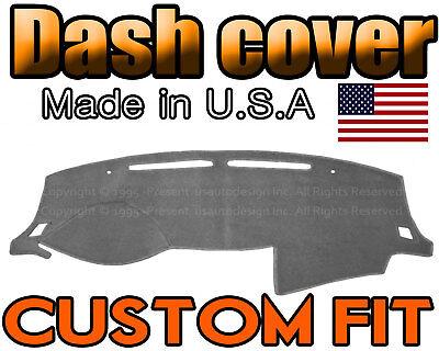 CHARCOAL GREY Fits 2013-2019  NISSAN  SENTRA  DASH COVER MAT  DASHBOARD PAD