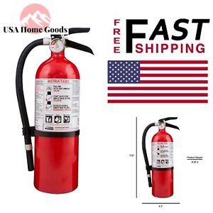 Kidde Full Home 3 A 40 B C Fire Extinguisher Non Rechargeable Residential 47871270545 Ebay