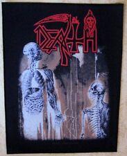 DEATH - Human - Rückenaufnäher Backpatch