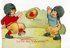 Large-Exceptional-Mechanical-Germany-FOOTBALL-Valentine