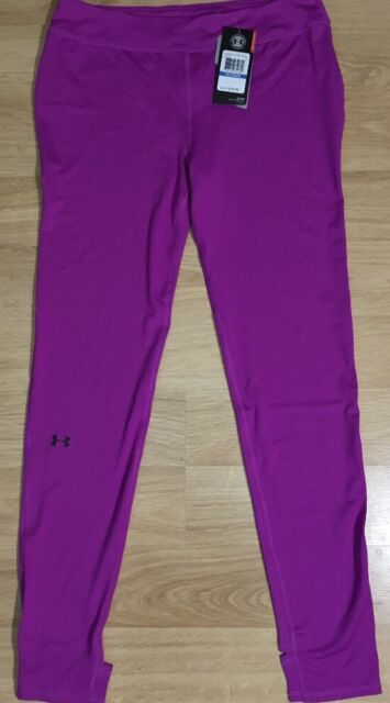 a6723cf20f Under Armour Compression Pants Youth XL Purple Heat Gear for sale ...