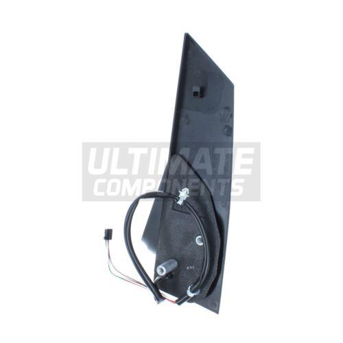 Mercedes Vito W639 Van 2010-5//2015 Electric Wing Mirror Black Passenger Side N//S