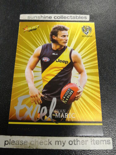 2016 AFL SELECT FOOTY STARS EXCEL CARD NO.EP168 IVAN MARIC RICHMOND