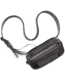 DKNY-Coated-Twill-Belt-Bag-sz-M-Medium-Black-Fanny-Pack