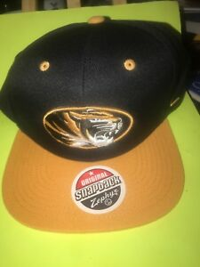 Image is loading Brand-New-University-of-Missouri-Tigers-Mizzou-Zephyr- dc8a2fa37a7