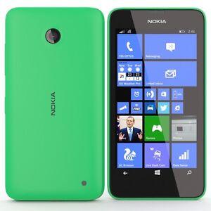 NUOVO-NOKIA-LUMIA-635-8GB-Sbloccato-Wi-Fi-4G-LTE-VERDE-WINDOWS-SMARTPHONE