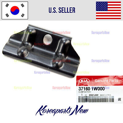 Battery Hold Down Tie Bracket Clamp 371602P000 fits SANTA FE SORENTO 2013-2018