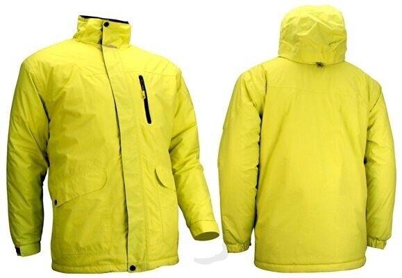Starling Ski- Snowboardjacke Herren gelb Größe S