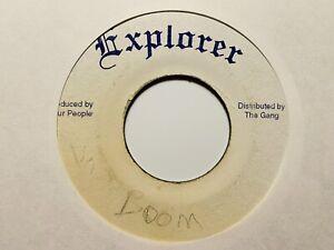 Rare-Reggae-Promo-Explorer-Records-The-Gang-Reggae-Mystery-Artists-BOOM