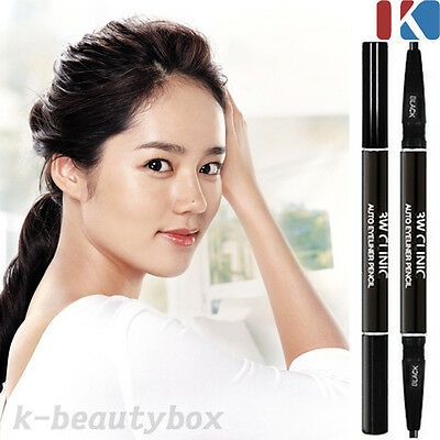 3W Clinic Auto eyebrow Pencil 5COLOR / Dual-sided eyebrow pencil / k-beautybox