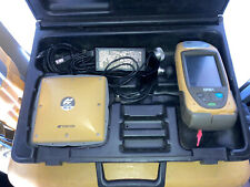 Topcon Grs 1 Field Controller Rtk Rover Receiver With Pg A1 Antenna Grs1 Pga1
