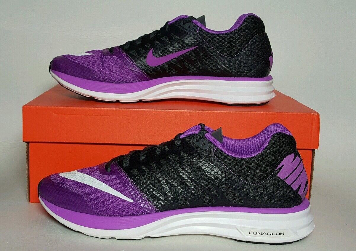 ce4920bbcf NIKE LUNARSPEED + MEN'S LASER PURPLE NEW IN BOX 554682 510 SIZE 9  ntrudb1336-Athletic Shoes