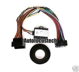 bmw nbt/f2x f3x cic retrofit adapter navi, voice control + plug, Wiring diagram