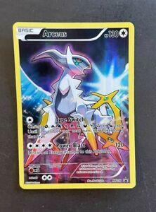 MYTHICAL ARCEUS XY116 NM Pokemon TCG Card XY PROMO FULL
