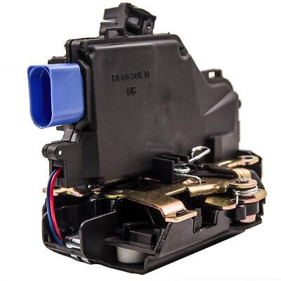 Serrure de porte actionneur moteur ZV Micro-interrupteur avant droite pour Skoda Octavia 1z