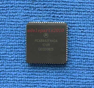 1pcs MC68882FN40A MC68882FN PLCC68 HCMOS Enhanced