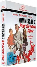 Kommissar X jagt die roten Tiger - Regie: Dr. Harald Reinl - Filmjuwelen DVD