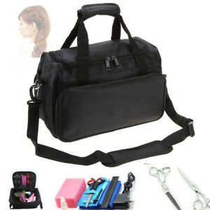 Professional-Hair-Stylist-Salon-Barber-Hairdressing-Scissors-Combs-Tools-Big-Bag
