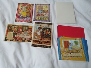 NEW-Lot-of-11-Mary-Engelbreit-Notecards-with-Envelopes