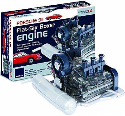 Porsche 911 Flat Six Boxer Engine Build Your Own Porsche 911 Model Engine