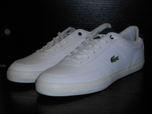 Rrp White € 100 Taille Off master Lacoste 4171fle Court Cam 9 Navy nTIaHz