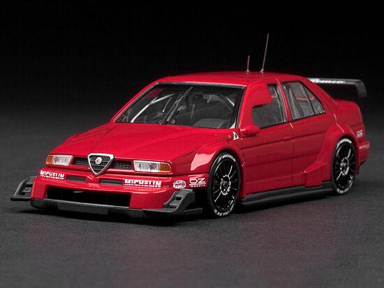venta con descuento Alfa Romeo 155V6 TI ITC  rojo  1996 (HPI (HPI (HPI 1 43   8026)  envío gratuito a nivel mundial