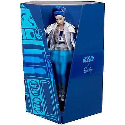 Star Wars: A New Hope R2-D2 Barbie Signature Doll