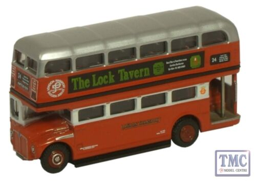 NRM003 Oxford Diecast Golden Jub Routemaster Bus 1//148 Scale N Gauge