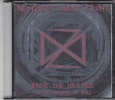 AESTHETIC MEAT FRONT - raise the hammer CD