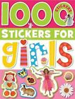 1000 Stickers for Girls by Make Believe Ideas Ltd (Mixed media product)