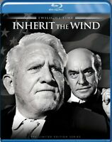 Inherit The Wind Blu-Ray - TWILIGHT TIME - Limited Edition Spencer Tracy NEW